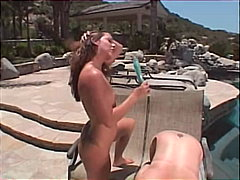 Hot pool party from Redtube