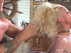 Nasty blonde does ever... from Redtube