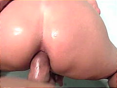 Redtube - Stretchin' the brown hole