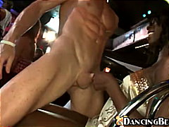 Masked naked dancer gr... from Redtube