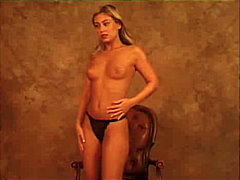 Czech blonde dancing from Redtube