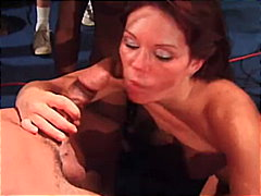 Some hard cocksucking from Redtube