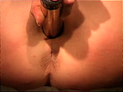 Pussy pounded with gol... from Redtube