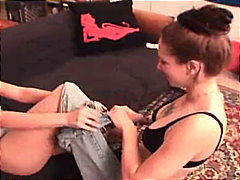 Young lesbians playing... from Redtube