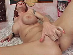 Hot pussy fucked in he...