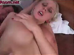 Keez Movies - blonde in red yells an...