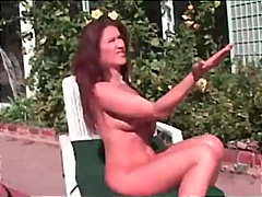 model is horny from Keez Movies