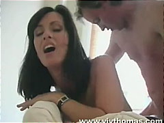 MILF in anal casting gets...