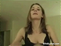 Keez Movies - Wife in lingerie gives...