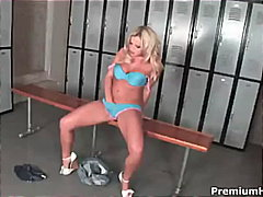 Bree Olson naughty play
