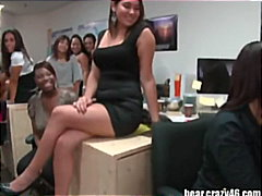 Sizzling CFNM Blowjobs... from Keez Movies