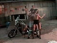 Nikki Fritz- Hot Biker... from Keez Movies