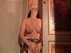 Keez Movies - Natural brunette naile...