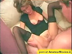 Amateur Milf fucked in...