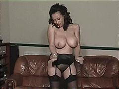 Vintage mature big tit... from Keez Movies