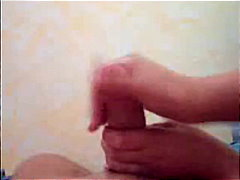 POV handjob from girlf...