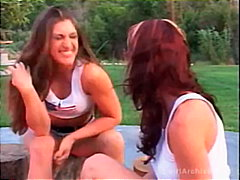 Keez Movies - In the park lesbo pref...