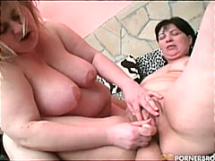 BBW Lesbians on Heat from PornerBros