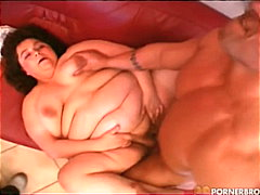 BBW Threesome from PornerBros