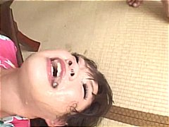 Japanese cutie gets ho...