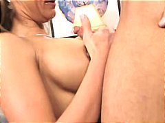 Nuvid - Sperm hungry horny boss