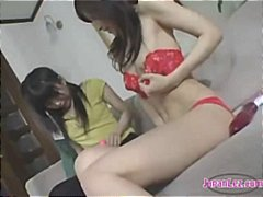 Asian Girl Masturbatin... from Tube8