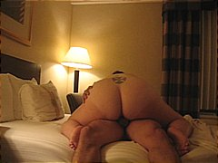 BBW Riding My Thick Cock