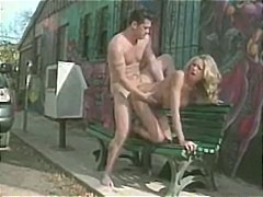 Street whore gets bust...