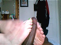 Xhamster - Blow and toes pt.1