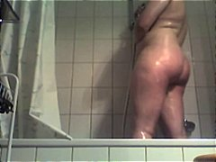 Sexy Girl in Shower
