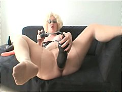 BBW toyed and fisted from Xhamster