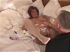 White Bride Fucked by ...