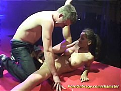 Xhamster - Sex show on stage