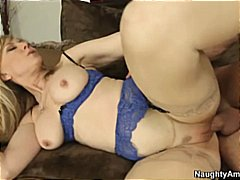 Nina Hartley in linger... from Alpha Porno