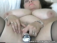 Amateur BBW MILF with ... from Xhamster