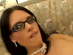 Lovely Jennifer Dark w...