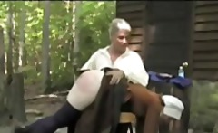 Xhamster - Spanked Over His Knee