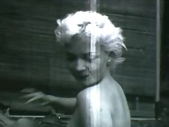 Vintage 40's-50's Blonde from Xhamster