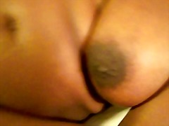RUBBING HAIRY PUSSY pt77