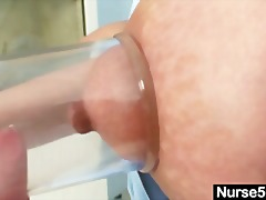 Natural big tits bizar... from Xhamster