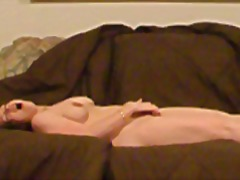 Masturbation on the sofa