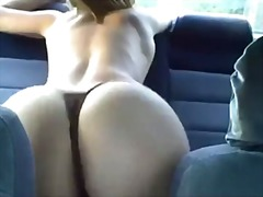 Strip on car