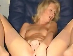 French Horny Housewife...