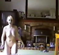 Dancing to Britney