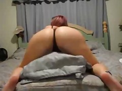 Sexy Big Booty White G... from Xhamster
