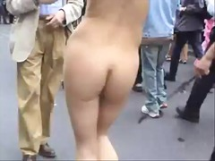CMNF Street Show from Xhamster