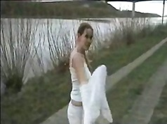 Dutch Amateur by Canal from Xhamster