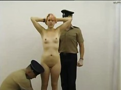 Police-CMNF Examination from Xhamster