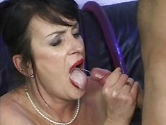 Mature Brutal Dildo from Xhamster