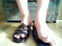 Foot-Model from Xhamster
